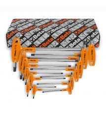 Offset key wrenches Torx® -...